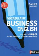 Vocabulaire d'anglais business