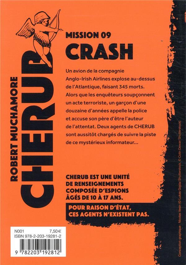 Cherub mission t.9 ; crash