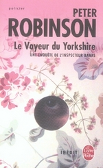 Couverture de Le voyeur du yorkshire