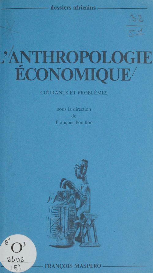 L'anthropologie économique