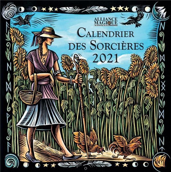 Calendrier des sorcières (édition 2021)