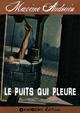 Le puits qui pleure  - Maxime Audouin