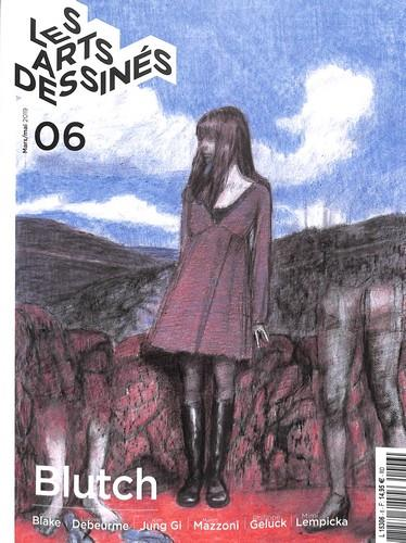 Les arts dessines n.6