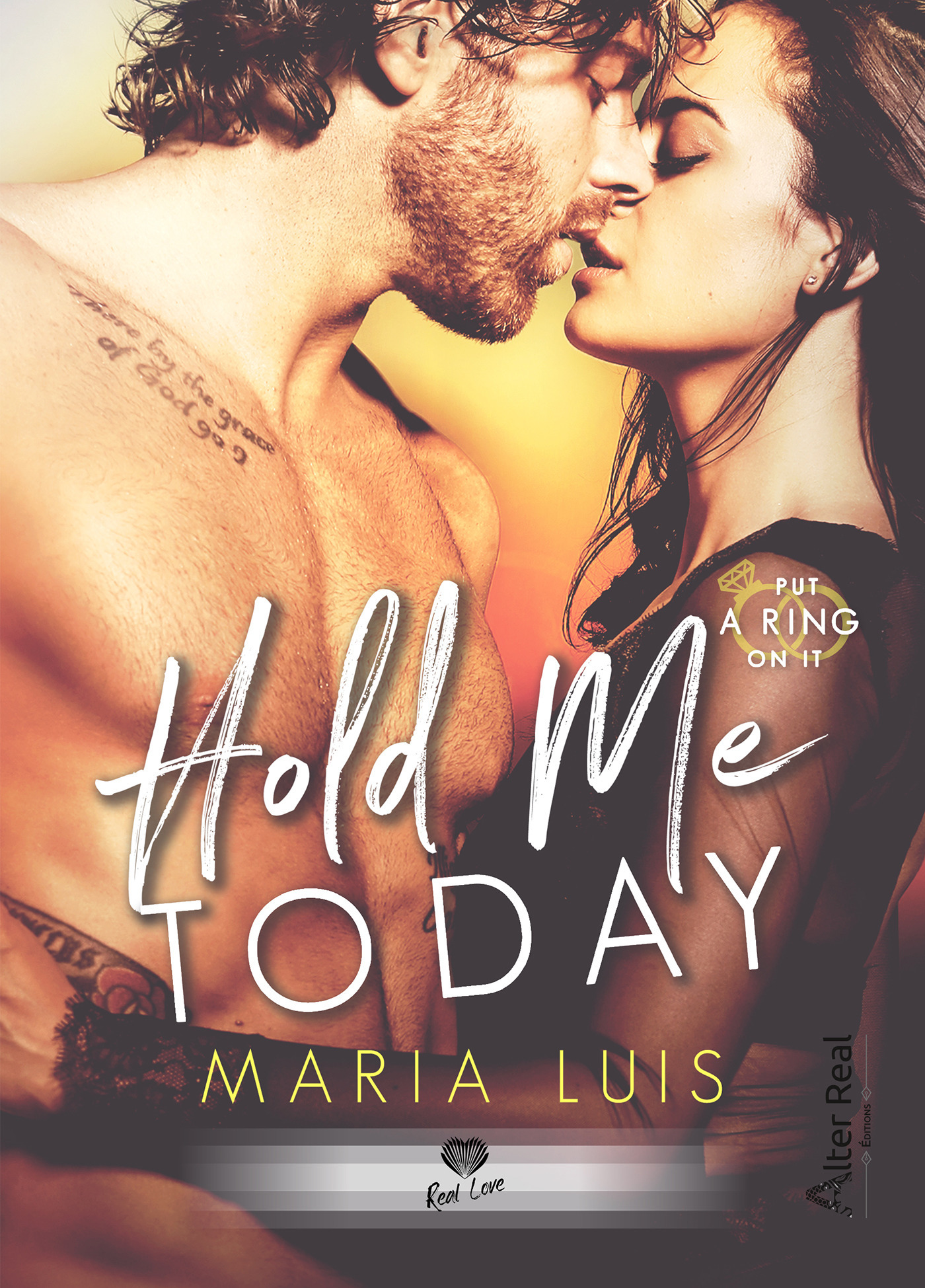 Put a ring on it t.1 ; hold me today  - Maria Luis