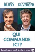 Vente EBooks : Qui commande ici ?  - Philippe Duverger - Marcel RUFO