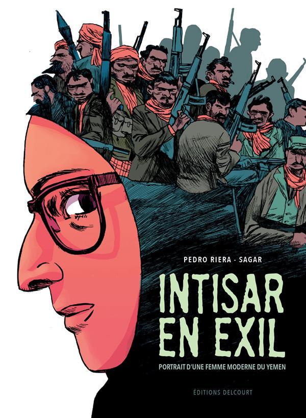 Intisar En Exil ; Portrait D'Une Femme Moderne Du Yemen