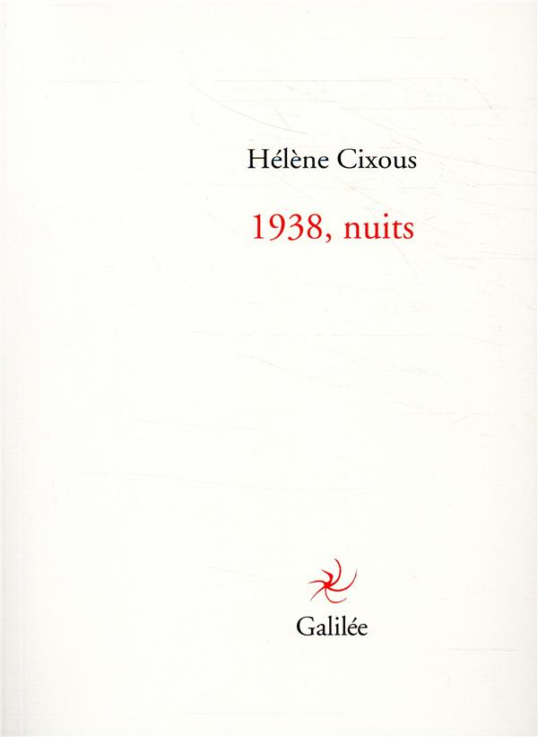 1938, nuits