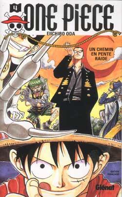 One Piece T.4 ; Un Chemin En Pente Raide