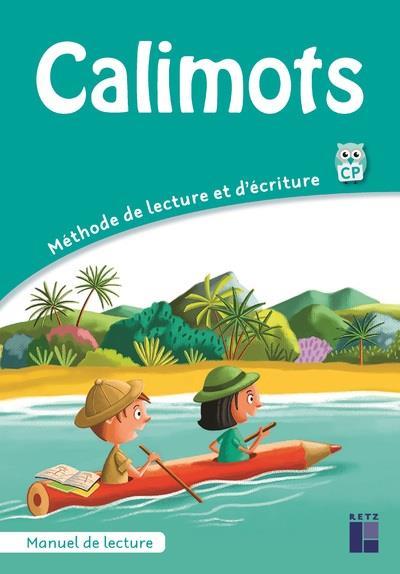 CALIMOTS ; manuel de lecture-compréhension + memo des mots (édition 2020)