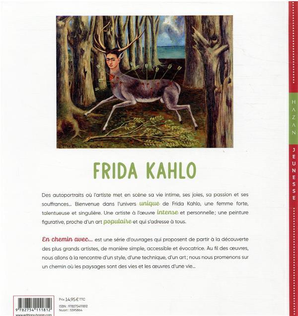 En chemin avec... Frida Kahlo