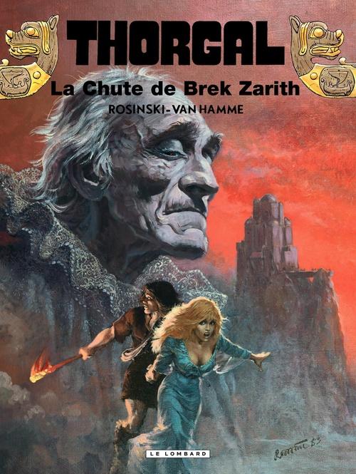 Thorgal T.6 ; la chute de Brek Zarith