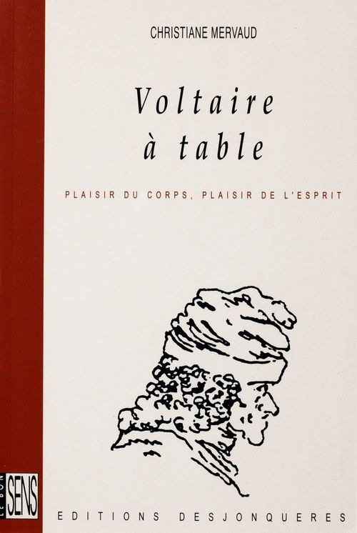 Voltaire a table