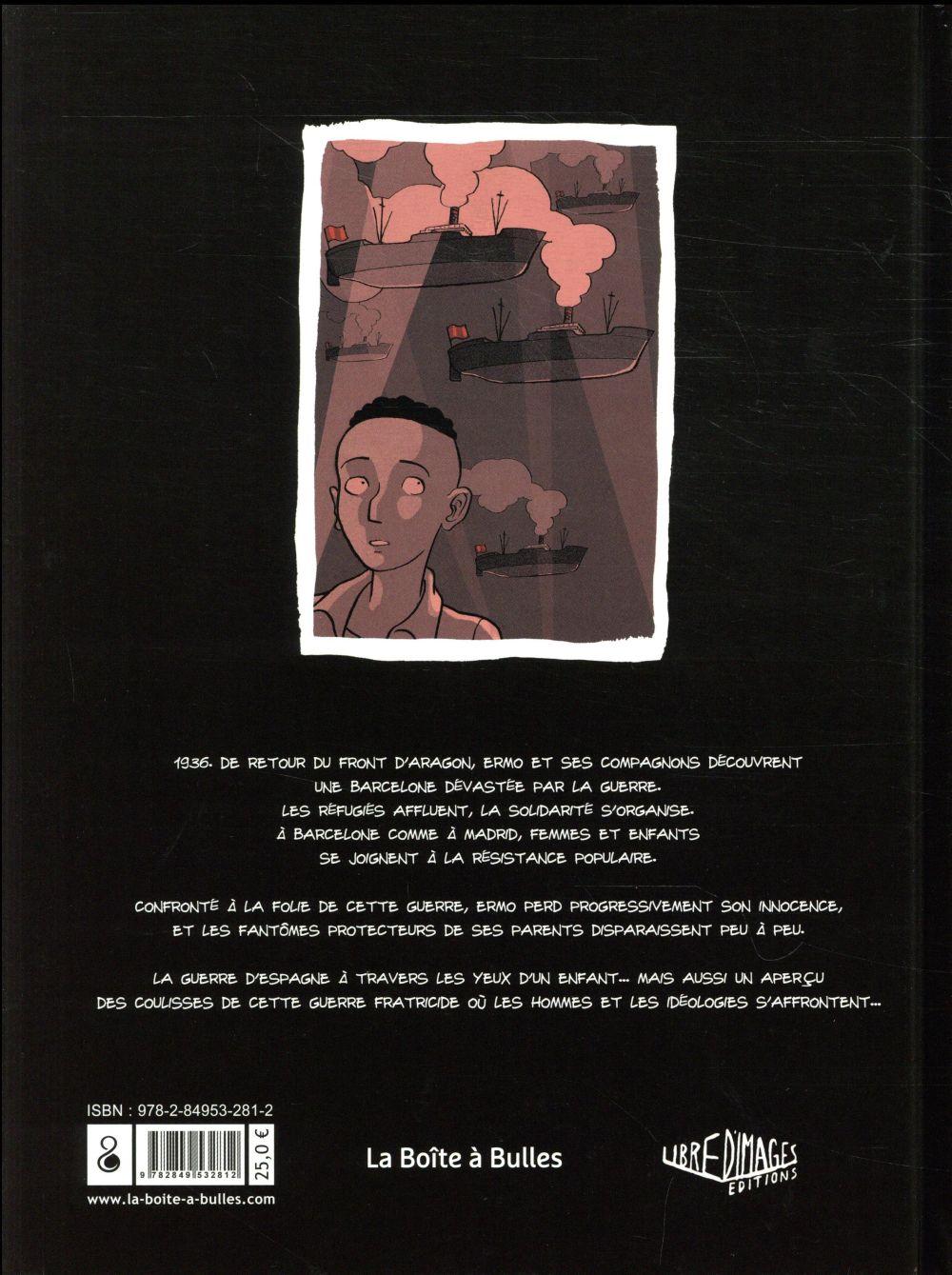 les fantômes de Ermo t.2