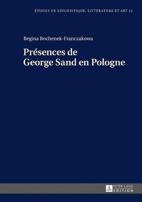 presences de george sand en pologne