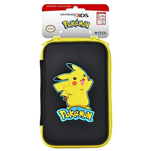 sacoche rigide Pikachu pour Nintendo New 3DS XL