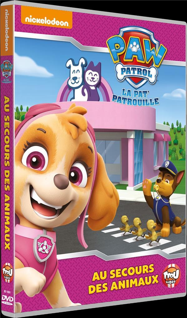 La Pat Patrouille Vol 27 Au Secours Des Animaux