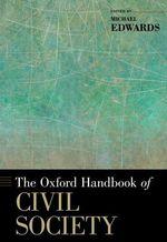 The Oxford Handbook of Civil Society  - Michaël Edwards