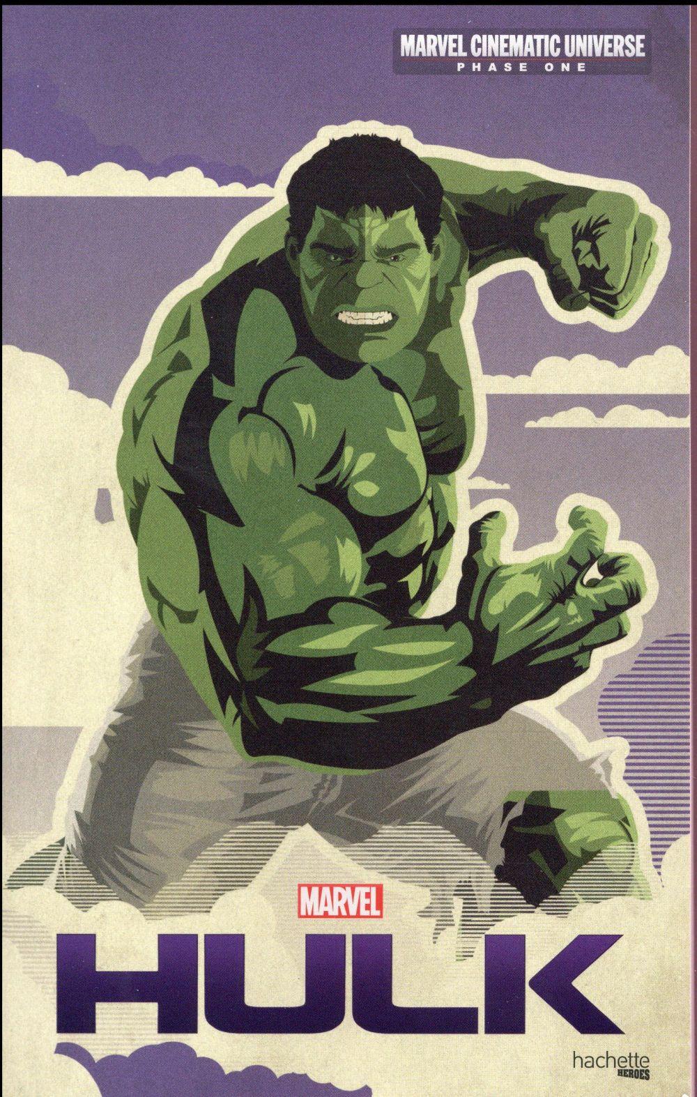 Hulk ; marvel cinematic universe ; phase one