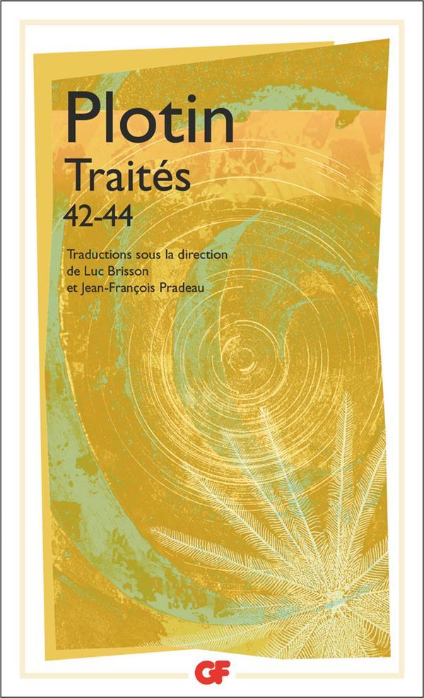 TRAITES 42-44