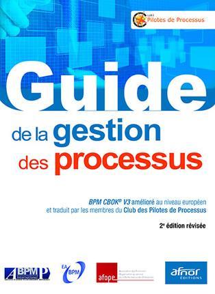 Guide de la gestion des processus (3e édition)