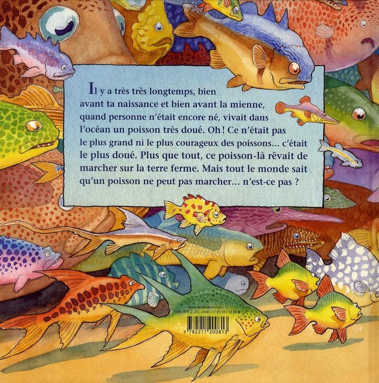 un poisson très doué