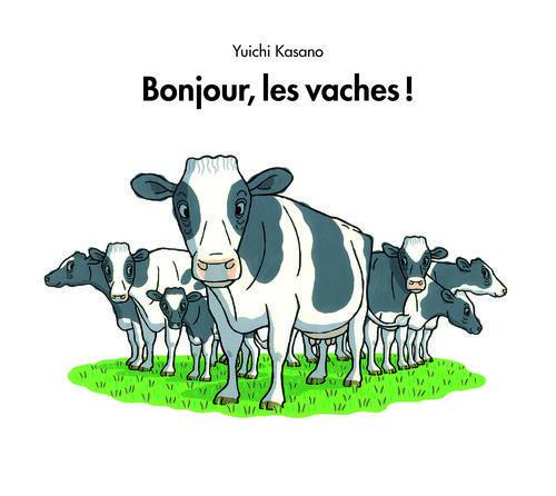 Bonjour les vaches