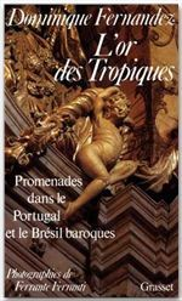 L'or des Tropiques ; promenades dans le Portugal et le Brésil baroques