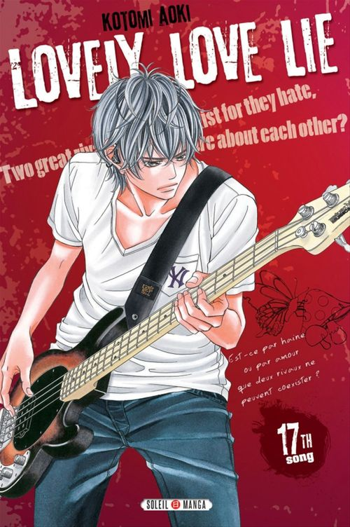 Lovely love lie T.17