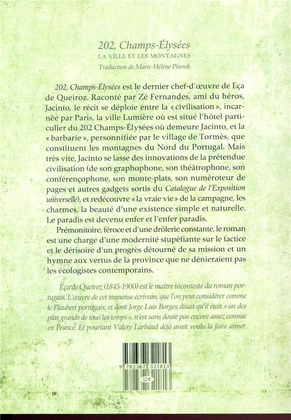 202 Champs-Elysées