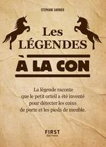 Vente Livre Numérique : Les Légendes à la con  - Stéphane GARNIER