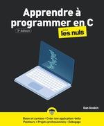 Vente EBooks : Programmer en C pour les nuls (3e édition)  - Dan Gookin