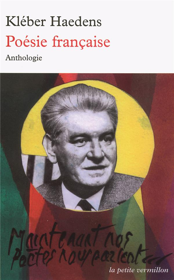 Poésie française ; anthologie