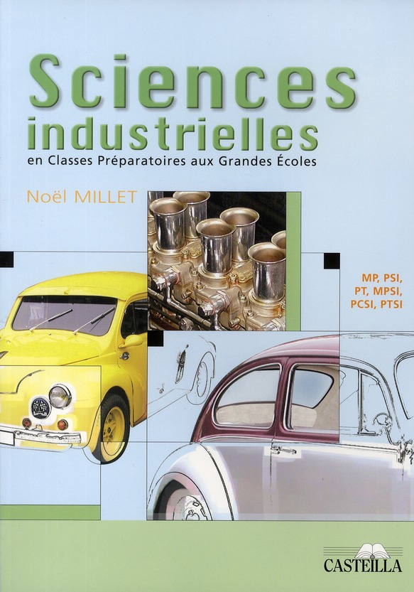 Sciences Indistrielles En Cpge