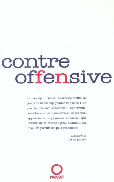 Contre offensive