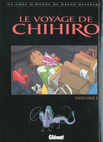 Le Voyage De Chihiro - Tome 01