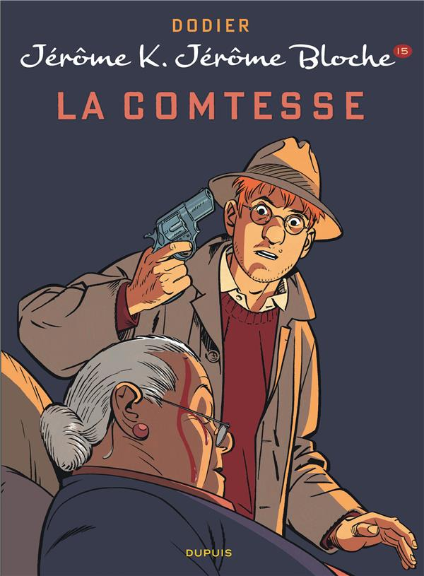 Jérôme K. Jérôme Bloche t.15 ; la comtesse