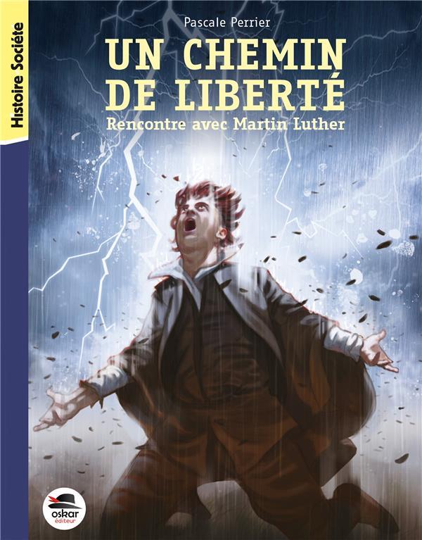 un chemin de liberté ; rencontre avec Martin Luther