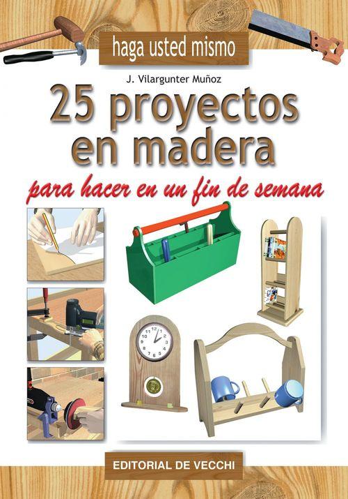 25 proyectos en madera