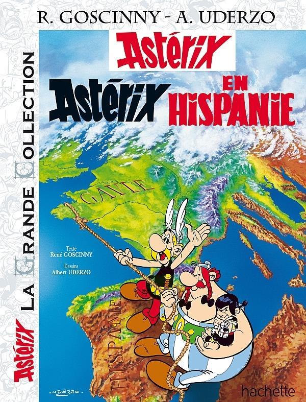 Astérix T.14 ; Astérix en Hispanie
