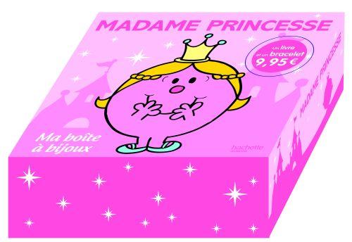 Ma Boite A Bijoux Madame Princesse