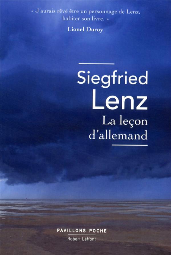 LA LECON D'ALLEMAND