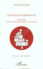 ENFANCES PLURILINGUES  - Gilbert Dalgalian