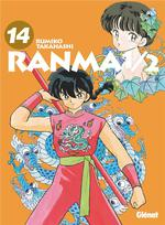 Ranma 1/2 - edition originale t.14