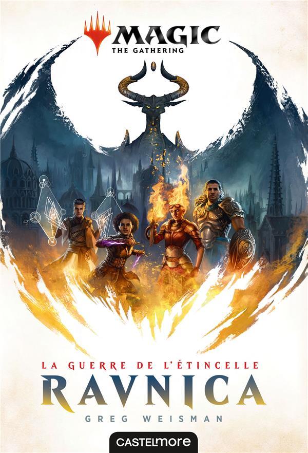 Magic : the gathering t.1 ; la guerre de l'étincelle : Ravnica