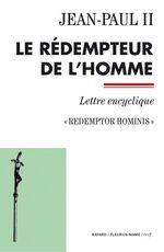 Vente Livre Numérique : Le rédempteur de l'homme  - Jean paul ii