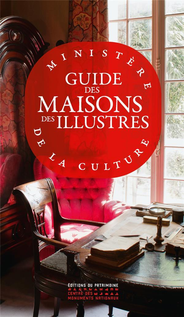 guide des maisons des illustres (édition 2021)