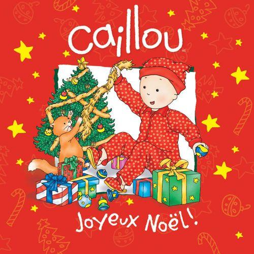 Caillou ; joyeux Noël !