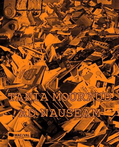 Tania Mouraud - ad nauseam