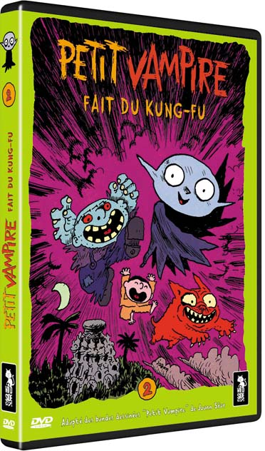 Petit Vampire - 2 - Petit Vampire fait du kung-fu