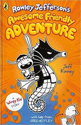 ROWLEY JEFFERSON''S AWESOME FRIENDLY ADVENTURE